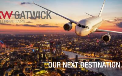 Keller Williams Gatwick is set for takeoff